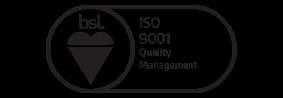 Siamo certificati ISO 9001